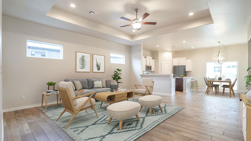 Living-Room-KT-Homes-White-Kitchen